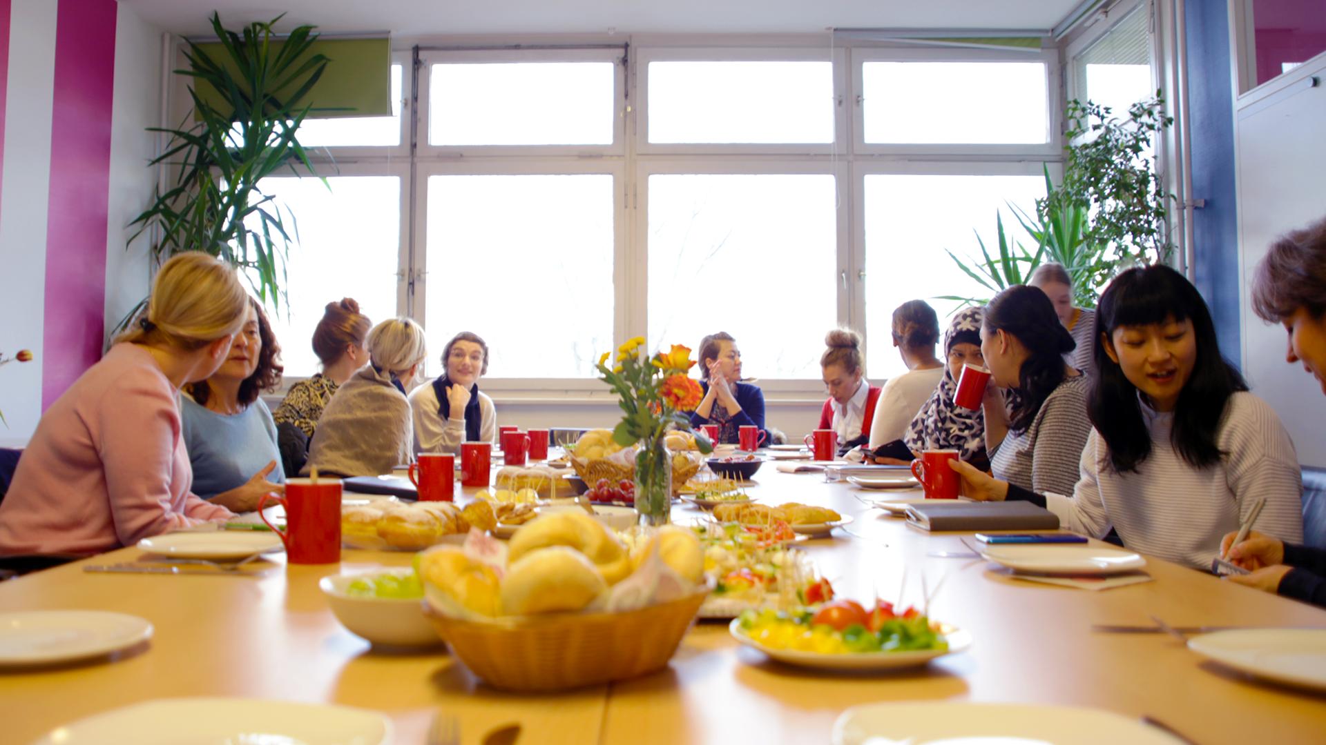 Unternehmerinnen-Meetup