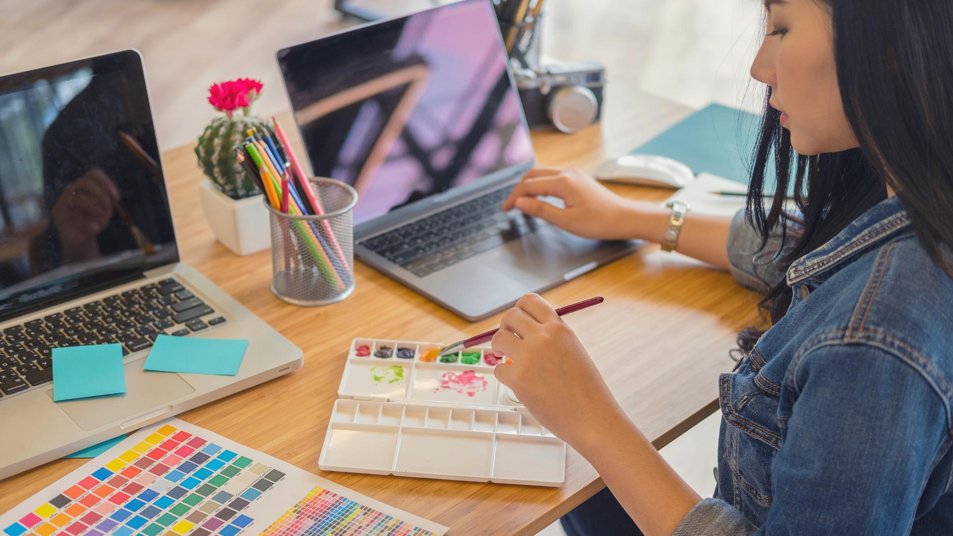 Webdesign für Anfängerinnen *ONLINE*